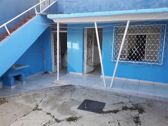 Casa Residencial - 1 Dorm - 1 Vaga - Para Locação No Jaguaré - 85-im44826