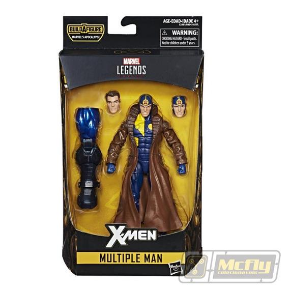 Marvel Legends Multiple Man X-men Lacrado Original