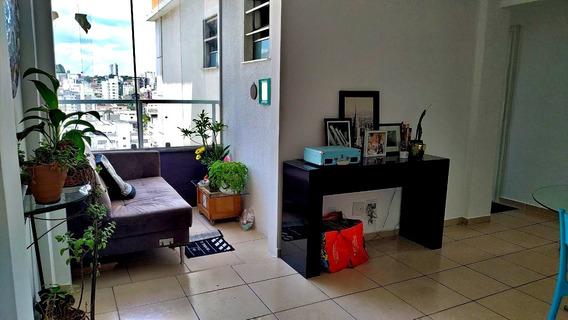 Apartamento Cobertura De 3 Quartos, Suíte, 3 Vagas Em Bh