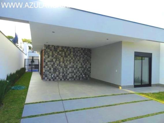 Casa A Venda Em Atibaia, Jardim Floresta 3 Dormitórios - Ca00390 - 33989415