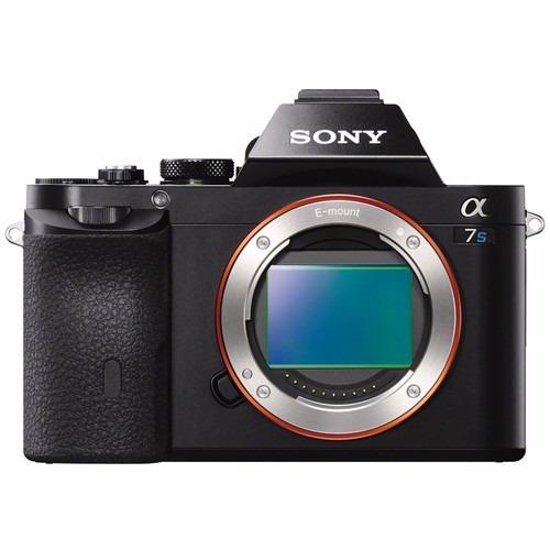 Câmera Sony Alpha Ilce 7s-m2 Corpo Com Nf