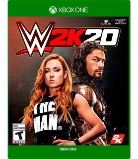Wwe 2k20 Xbox One Nuevo (en D3 Gamers)