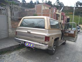 Chevrolet Blazer V8 1978