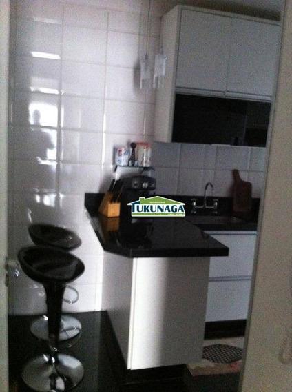 Apartamento Para Alugar, 112 M² Por R$ 3.000,00/mês - Vila Progresso - Guarulhos/sp - Ap2449