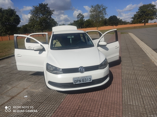 Volkswagen Voyage 2013 1.6 Vht Trend Total Flex I-motion 4p