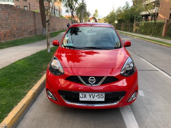 Nissan March Advance 2018 Con 13330 Kms