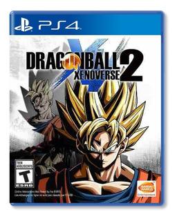 Dragon Ball: Xenoverse 2 - Ps4