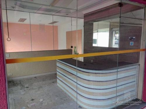 Imagem 1 de 25 de Loja Comercial Para Locação, Vila Mascote, São Paulo. - Lo1254
