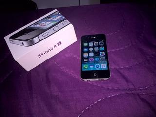 iPhone 4s Libre De Compania Y Icloud