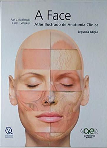 A Face Atlas Ilustrado De Anatomia Clínica - Radlanski