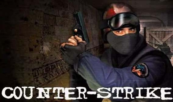 Counter Strike Cs 1.6 Para Computador E Notebook Via Email