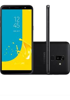 Samsung Galaxy J8 Preto 64gb E 4gb Ram Vitrine