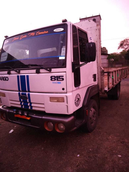 Camion Ford Carga 815
