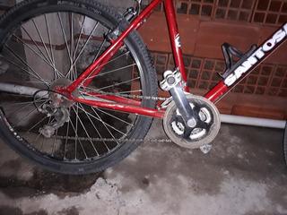Bicicleta Santosa Rodado 27