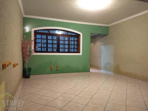 Imagem 1 de 10 de Sobrado Próximo Ao Shopping Maia - Ca00044 - 34794310