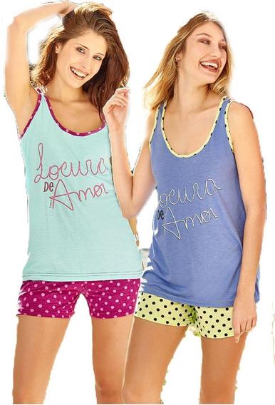 Pijama Verano Susurro 2522 De Modal