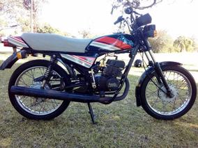 Zanella Rx 125 Potenciada Original De Fabrica