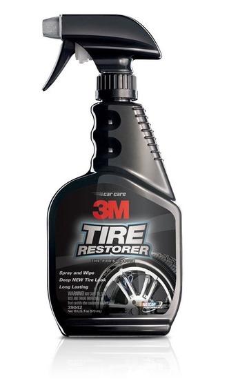 3m Restaurador Neumaticos Y Baguetas - Tire Restorer 39042