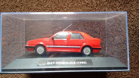 Miniatura Fiat Croma Semelhante Prêmio 1990. (1/43)