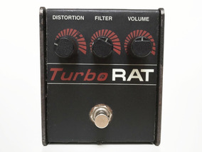Proco Turbo Rat | Classic Distortion | Trocas