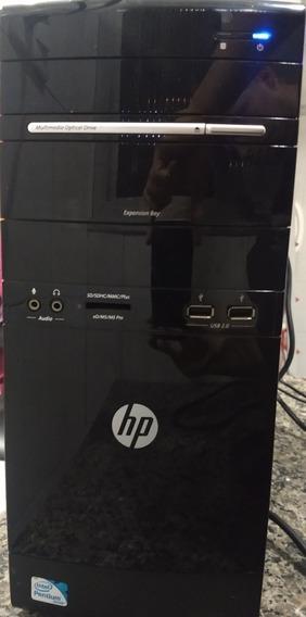 Computador Hp Compaq Com Monitor Philips 15.6