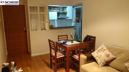Imagem 1 de 12 de Apartamento De 1 Dorm Na Vila Mascote - Mc2137