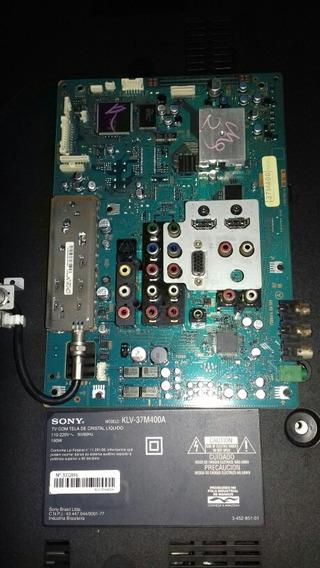 Placa De Sinal Sony Klv37m400a Com Defeito