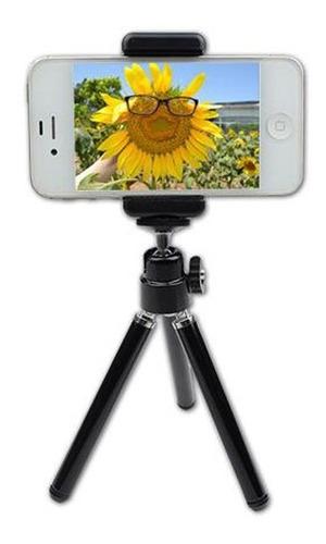 Soporte Adaptador Para  Celular Smartphone iPhone A Tripie