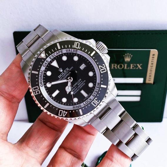 Rolex Sea-dweller Deepsea 44mm Completo