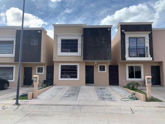 Casa Renta En Excelente Estado Al Poniente En Hermosillo