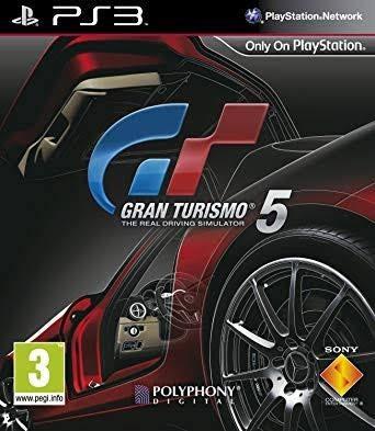 Gran Turismo 5 - Ps3 - Original Frete Gratis