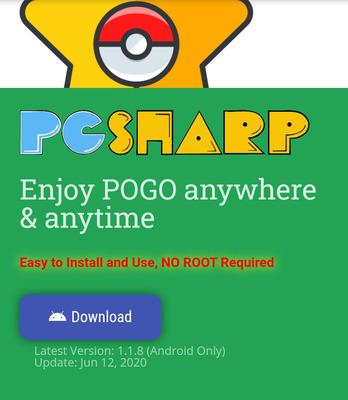 Pgsharp Chave Key 7 Dias