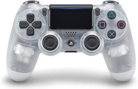 Controle Playstation 4 Transparente Dualshock 4 Sony Ps4
