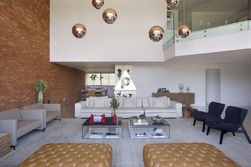 Apartamento À Venda, 6 Quartos, 4 Suítes, 4 Vagas, Barra Da Tijuca - Rio De Janeiro/rj - 26460