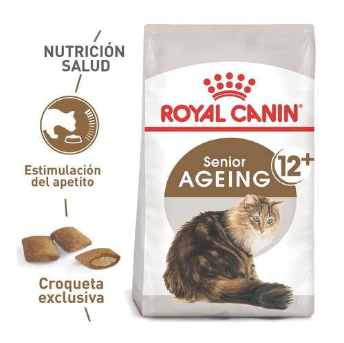 Alimento Para Gato Royal Canin Fhn Agein +12 2 Kg