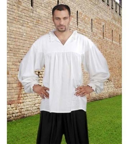 Camisa Medieval O Pirata A Medida