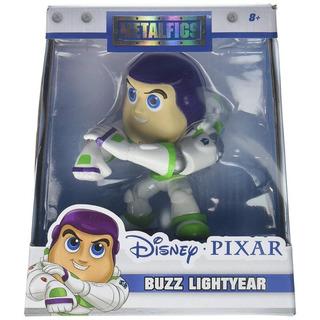 Buzz Lightyear Toy Story Figura De Metal Baloo Toys