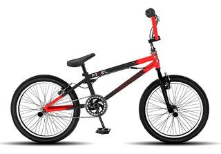 Bicicleta Niños Teknial Pixel Rodado 20