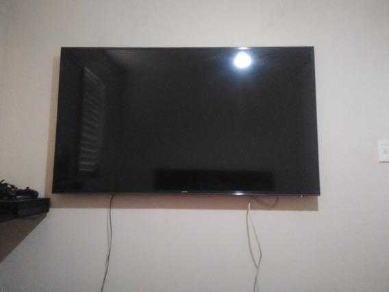 Smart Tv 65 Polegadas 4k Tela Quebrada