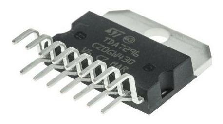 Circuito Integrado Tda7296 10pcs