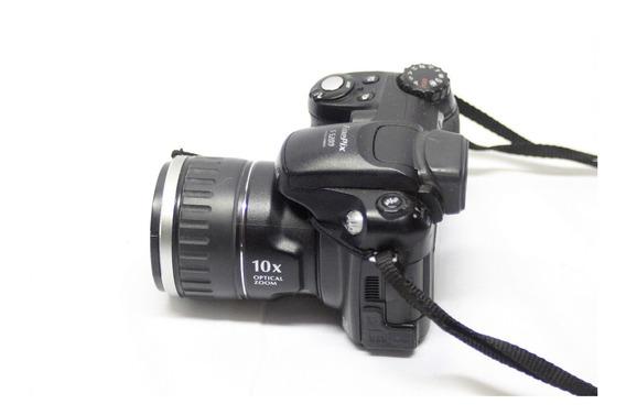 Câmera Fotográfica Finepix S5200 Fujifilm 10x Óptico 20077