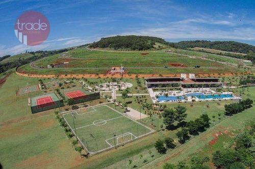 Terreno À Venda, 503 M² Por R$ 851.000,00 - Alphaville I - Ribeirão Preto/sp - Te0656