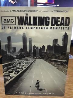 The Walking Dead (temporada 1) (3 Dvds)