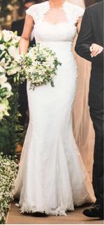 Vestido De Noiva Pronovias 2014 Off White