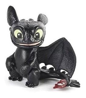 Muñeco Como Entrenar A Tu Dragon Toothless Chimuelo