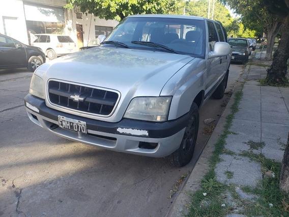Chevrolet S10 2.8 Dlx T.i Cabina Doble Permuto -financio Dni