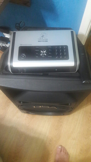 Vodeoke System Hd Pro 750.com 29 Cartucho.preco 9000.00