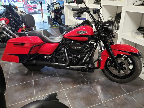 Harley Davidson Road King Special 2018 Solo 7300km Reestrena