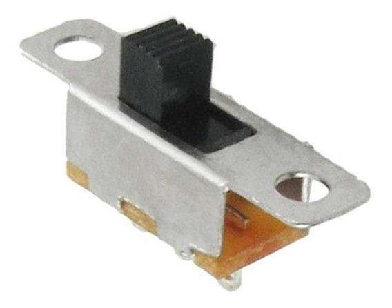 2 Pçs Mini Micro Chave Liga Desliga P/ Artesanato