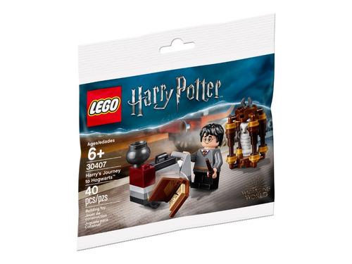 Bolsa Harry Potter 18 Lego - 30407